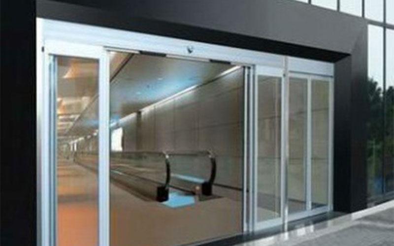 Fotoselli Kapı - Otomatik Kapı