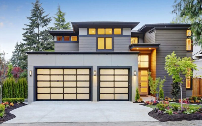 Bina garaj kapıları