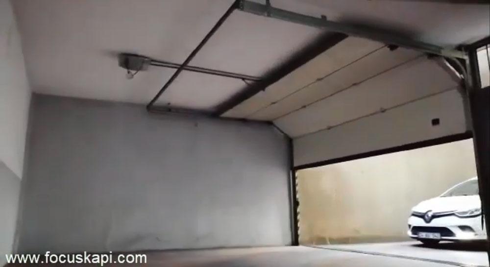 Garaj kapısı video