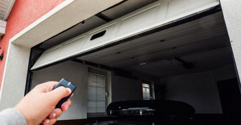 Uzaktan kumandalı garaj kapısı, otomatik garaj kapıları