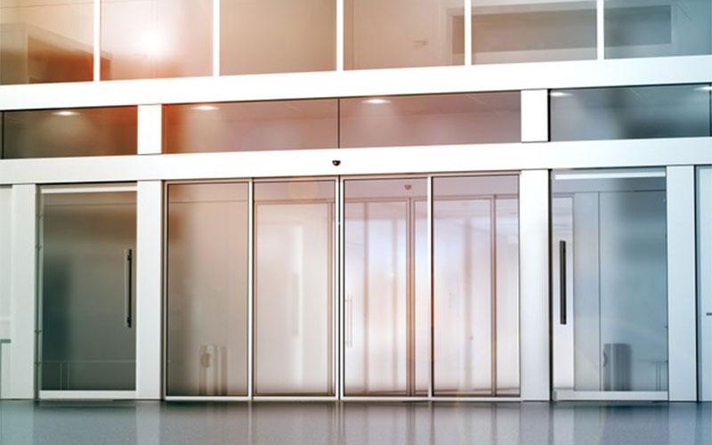 Sensörlü Kapılar