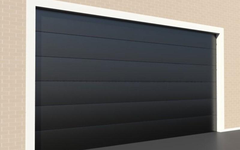Seksiyonel Kapı Paneli